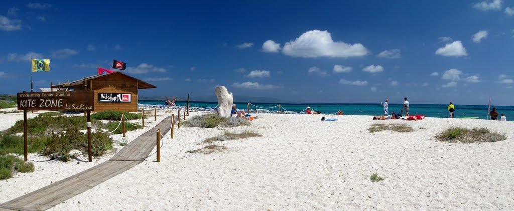 Le Saline spiaggia incantevole e mare cristallino