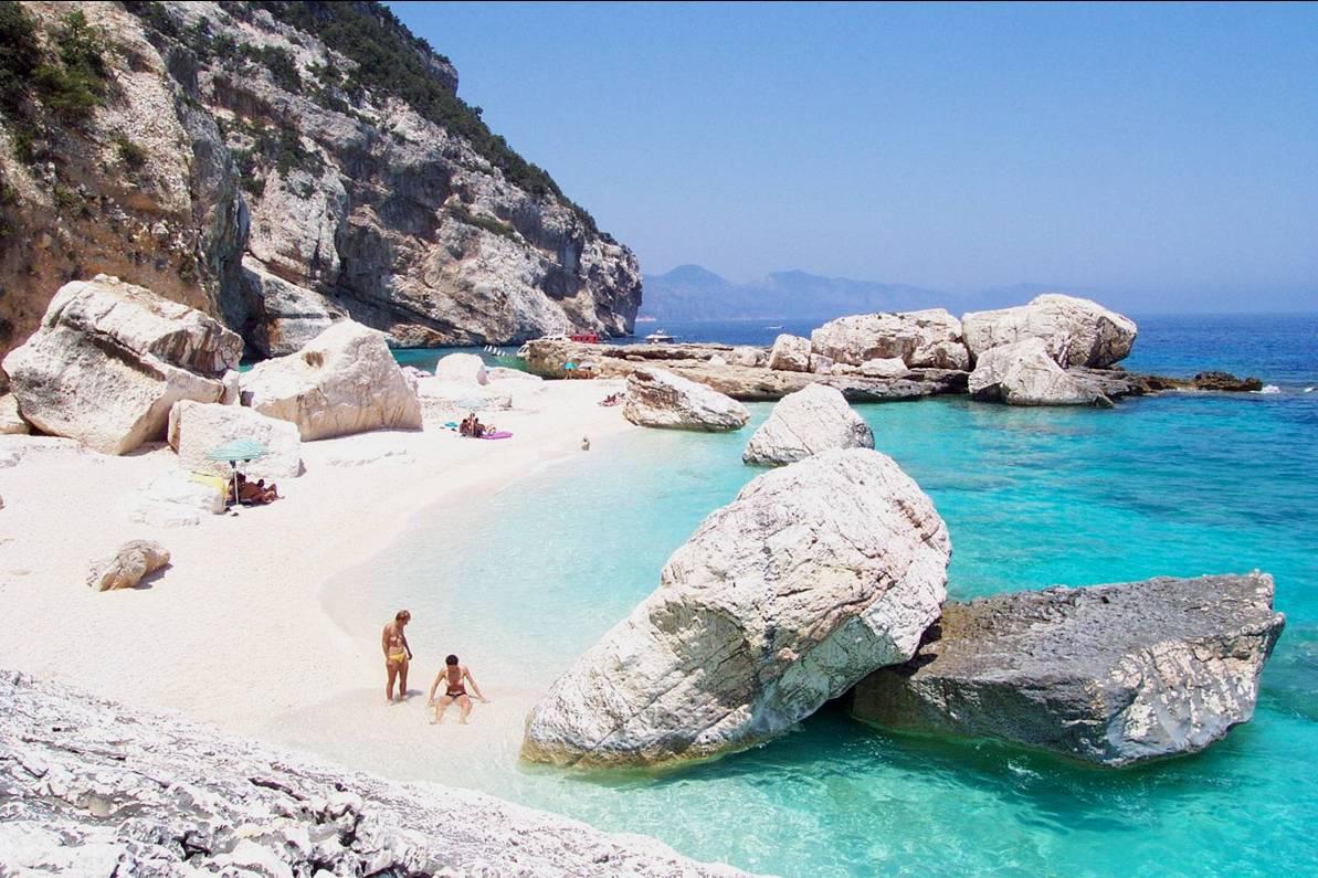 Cala Mariolu, la spiaggia del ladro