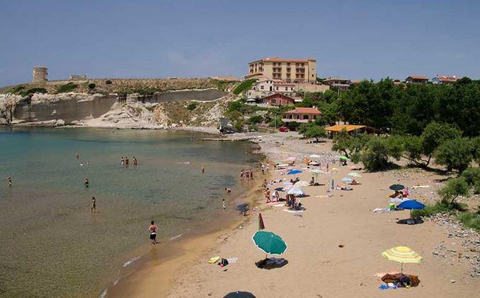 Spiaggia Santa Caterina