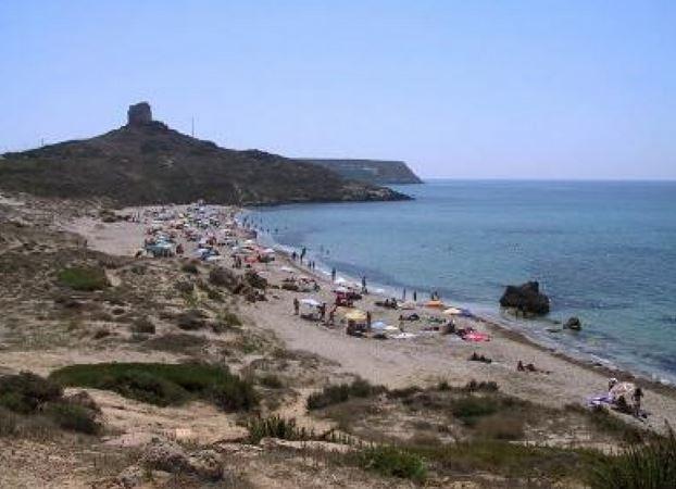 Spiaggia di SanGiovanni di Sinis