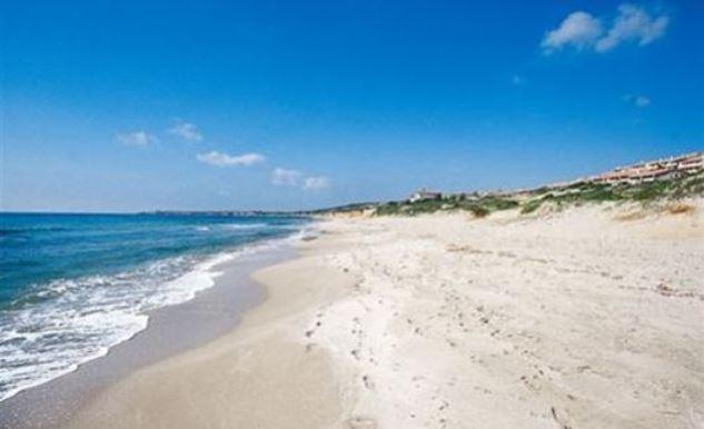 Spiaggia Funtana Meica