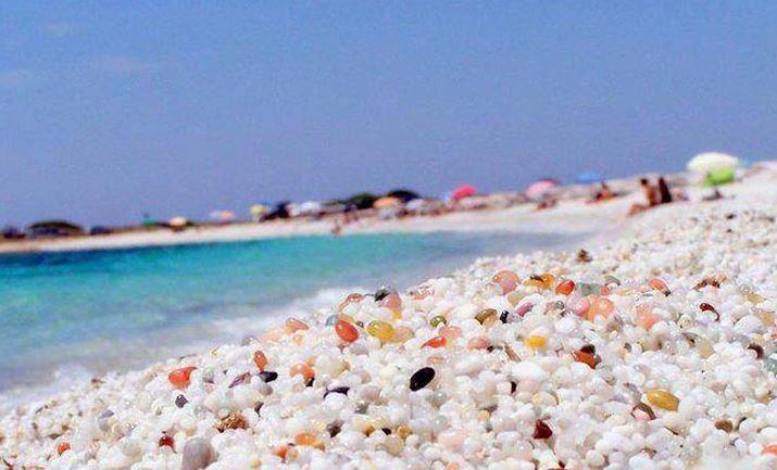 Spiaggia Is Aruttas