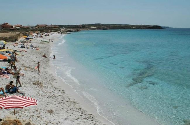 Spiaggia S'Arena Scoada